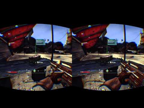 BORDERLANDS VR AWESOME COOP VR PART 1