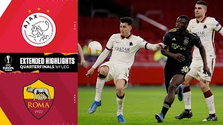 Ajax vs. Roma: Extended Highlights | UCL on CBS Sports