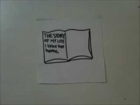 story of my life - one direction + lyrics draw - YouTube