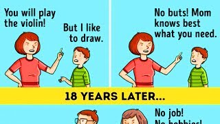 8 PARENTING MISTAKES WE SHOULD TRY TO AVOID