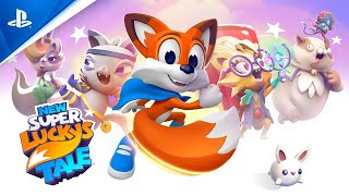 New super lucky's tale :  bande-annonce
