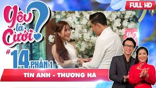 Nobody was by his side but her when he was out of money|Tin Anh - Thuong Ha | YLC #14