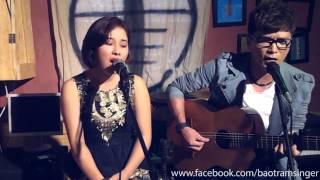 Bảo Trâm duet with Đinh Đức Thảo - Gởi tình yêu của em (Mỹ Tâm)