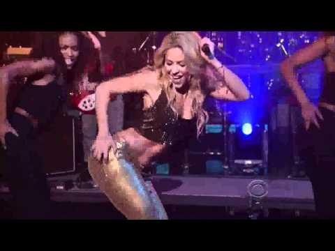 Shakira - Loca Live HD