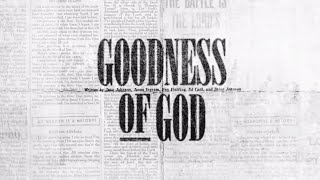 Goodness of God (Official Lyric Video) - Bethel Music | VICTORY