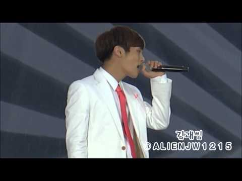 120818 SMTOWN LIVE WORLD TOURⅢ종현 Ver - Dear My Family