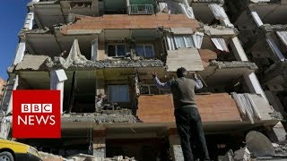 Iran-Iraq earthquake: At Least 335 People have been Killed - BBC News
