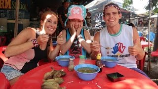 We Ate Penis In The Philippines - Most Exotic Soup In The World?