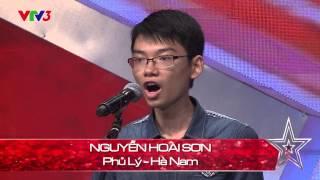 [Vietnam's got talent] Bản Opera chói tai của Nguyễn Hoài Sơn