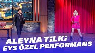 Aleyna Tilki EYS Özel Canlı Performans - EYS 1.Bölüm (Seni Sana Bırakmam - Sen Olsan Bari)