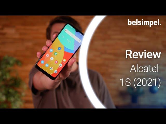 Belsimpel-productvideo voor de Alcatel 1S (2021)