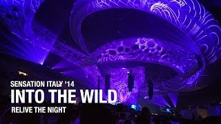 Post event movie Sensation Italy 2014 'Into the Wild'
