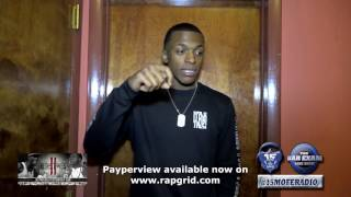 RAD B EXPRESSES FRUSTRATION ON T REX NO SHOWING & CHESS BATTLE NOT HAPPENING