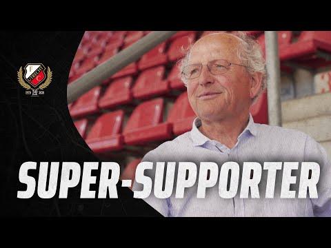 LOYALITEIT | Al 50 jaar elke wedstrijd weer van de partij
