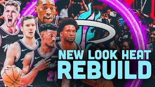 Defensive SUPER Team? New Look Miami Heat Rebuild! NBA 2K19