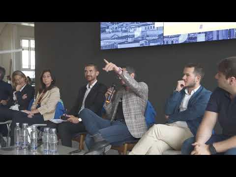 Luca Pagano (Qlash) al convegno sugli eSports alla Smw Milano