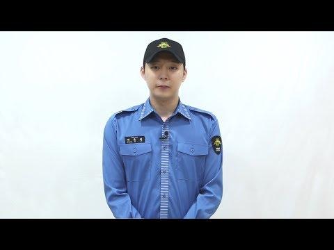 The greeting of Park Yuchun