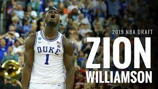 Zion Williamson - 2019 NBA Draft