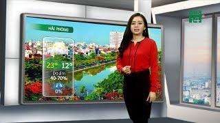 Thời tiết đô thị 09/12/2019: TP Hải Phòng nhiệt độ sáng sớm thấp, tiết trời hanh khô | VTC14