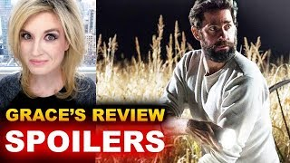 A Quiet Place SPOILER Review