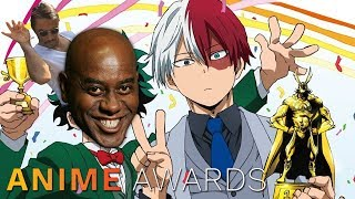 Anime Awards 2017 in a Nutshell