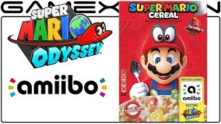RUMOR: New Super Mario Cereal Box Doubles as amiibo