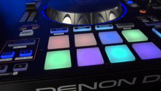 Take a look DENON DJ MCX8000 Standalone DJ Player and DJ Controller for Serato DJ in action - video 1