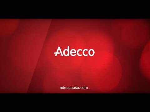 Adecco – The workforce behind your everyday life