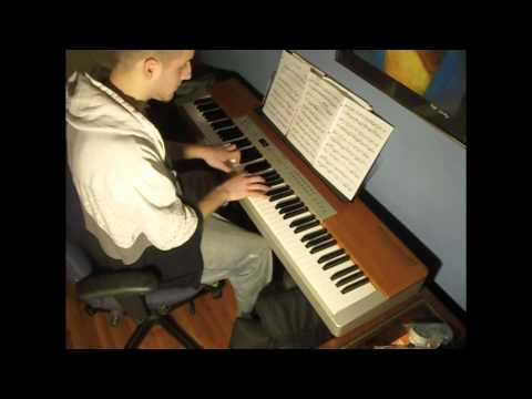 Inuyasha - BOA - Every Heart (piano solo)