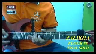 Floor 88-Zalikha trial solo by WELD