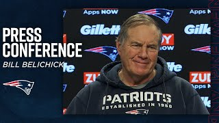 """Bill Belichick: """"We'll be ready to go when it's time to kick in"""" 