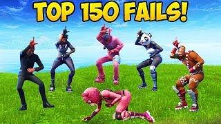 TOP 150 *UNSEEN* FORTNITE FAILS & WINS!
