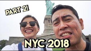 New York 2018 Pt. 2 | Kianna Dy