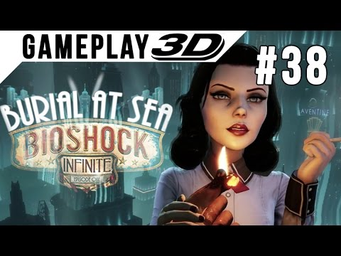 BioShock: Infinite #038 3D Gameplay Walkthrough SBS Side by Side (3DTV Games)