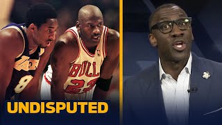 "Michael Jordan admits Kobe was ""maybe tougher than I was"" — Skip & Shannon react 
