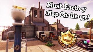 Fortnite Flush Factory Star Challenge /  Season 5 Week 3