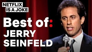 Best of: Jerry Seinfeld | Netflix Is A Joke