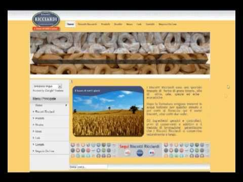 Acquistare Prodotti da Forno sul Negozio On Line - Biscotti Ricciardi