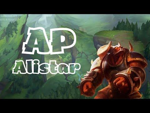 [Raw Gameplay] Alistar Mid w/ a Plot Twist - League of Legends