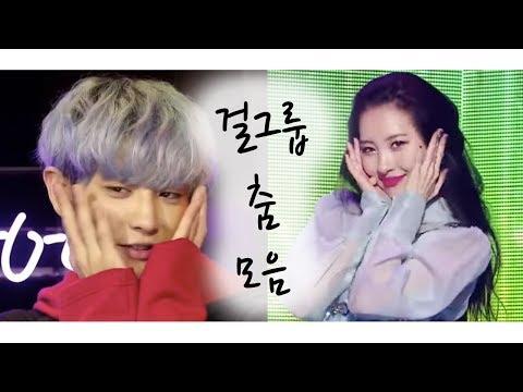 엑소의 걸그룹 댄스 모음 (סיםיס)!!