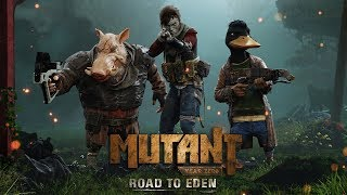 Mutant Year Zero: Road to Eden - Cinematic Reveal Trailer