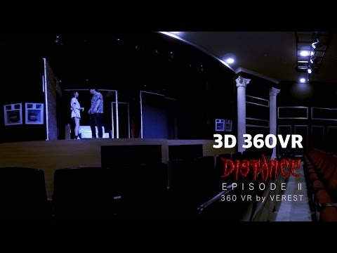 [3D 360VR] 'DISTANCE' EPISODE II (Horror movie)