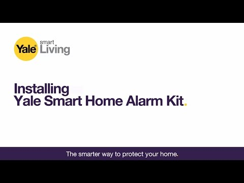 Yale Alarms - Yale Smart Home Alarm Kit SR 320