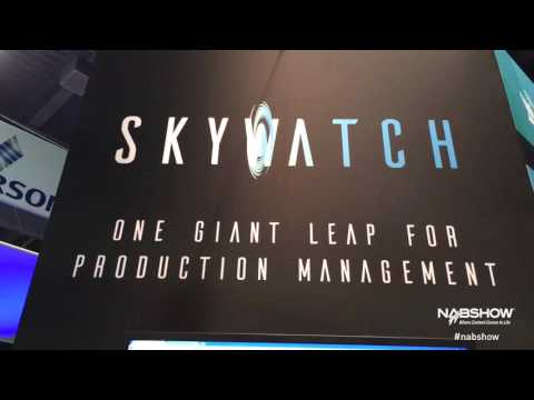 MOG at NAB 2016 | Interview for NAB Show
