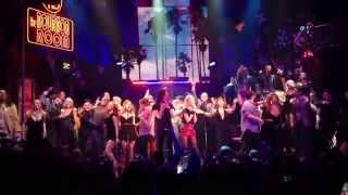 Rock of Ages Broadway Closing Show - Don't Stop Believin'