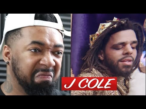 J. Cole ATM - REACTION