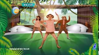 Just Dance Kids 2 Five Little Monkeys