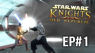 Knights of the Old Republic (Greatest Star Wars RPG) - #1 The Republic Soldier
