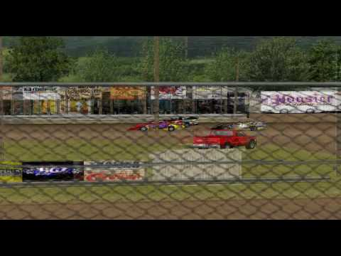 SBS Late Models - High vs. Low @ Fremont Speedway