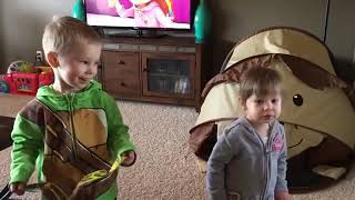 Try not to laugh..kids say the darndest things